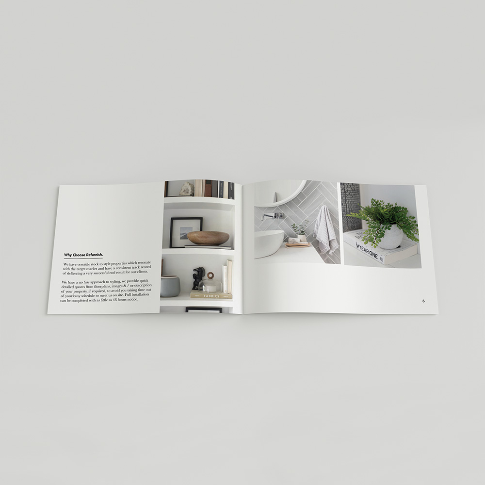 Refurnish Booklet Example 1